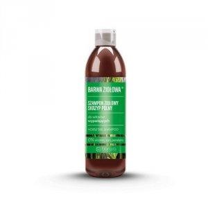 Barwa - Ziołowa szampon ziołowy do włosów wypadających Skrzyp Polny 250ml