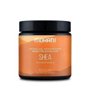 Mohani - Nierafinowane masło shea do ciała 100g