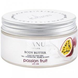 Kanu nature - Body Butter masło do ciała Mleko i Marakuja 190g