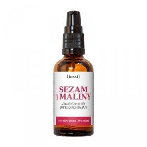 Iossi - Sezam i Maliny aromatyczny olejek przeciw rozstępom 50ml