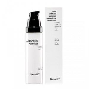 Iossi - Deep Hydration Prebiotic & Peptide Rejuvenating Face Cream intensywnie regenerujący krem do skóry wrażliwej 50ml
