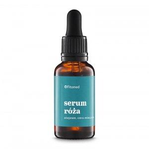 Fitomed - Serum olejowe do cery mieszanej Róża 27g