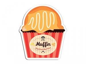 DR. MOLA - Gingerbread Muffin Sheet Mask oczyszczająco-nawilżająca maseczka w płachcie 23ml