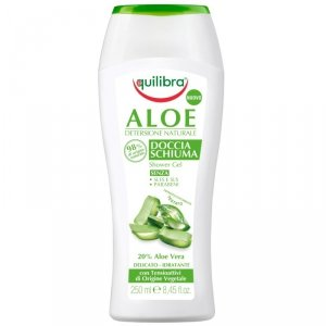 Equilibra - Aloe Shower Gel aloesowy kremowy żel pod prysznic 250ml