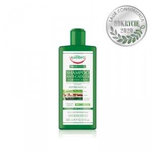 Equilibra - Tricologica Shampoo Anti-Caduta Fortificante wzmacniający szampon przeciw wypadaniu włosów 300ml