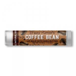 Crazy rumors - Naturalny balsam do ust Coffee Bean 4.4ml