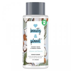 Love beauty and planet - Volume and Bounty Conditioner odżywka do włosów cienkich i pozbawionych objętości Coconut Water & Mimosa Flower 400ml