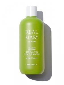 Rated green - Real Mary szampon złuszczający skórę głowy 400ml