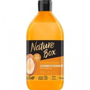 Nature box - Nourishment Conditioner odżywka do włosów z olejkiem arganowym 385ml