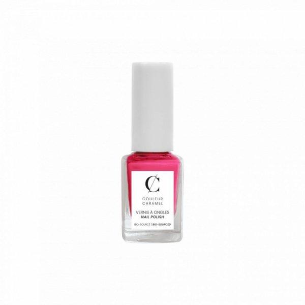 Couleur Caramel, Lakier do paznokci, nr 52, Flash rose, 11 ml