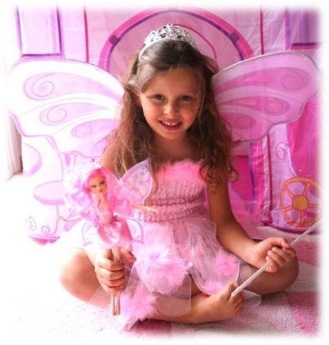 Alphanova Princesse, Płyn do Kąpieli dla Dziewczynek, 250ml