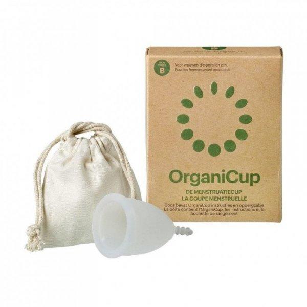 OrganiCup Kubeczek menstruacyjny Rozmiar B