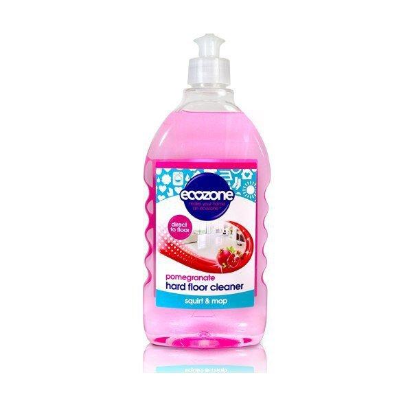 ECOZONE Płyn do mycia wszystkich rodzajów podłóg do użycia bezpośrednio na podłodze - bez potrzeby rozcieńczania 500 ml