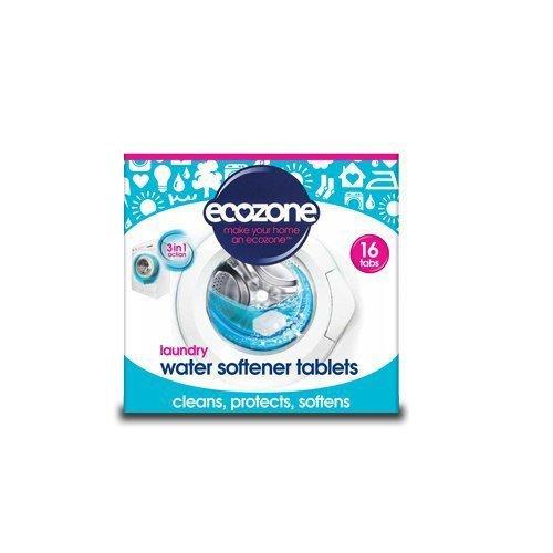 ECOZONE Tabletki zmiękczające wodę czyszczą chronią zmiękczają 16 szt.