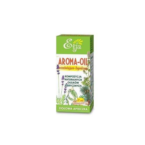 Kompozycja zapachowa naturalnych olejków eterycznych Aroma-Oil 10ml