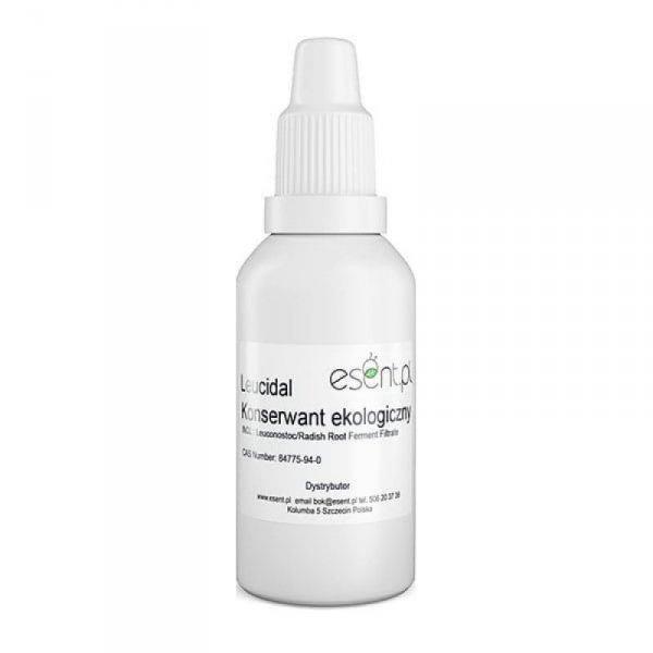 ESENT Konserwant ekologiczny z rzodkiewki (Leucidal) 10ml