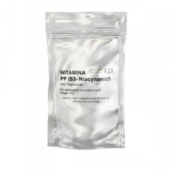 ESENT Witamina PP (Niacynamid) 10 g