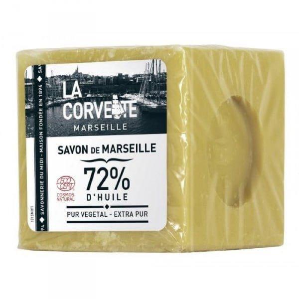 LA CORVETTE Mydło Marsylskie Extra Pur ECOCERT 300g
