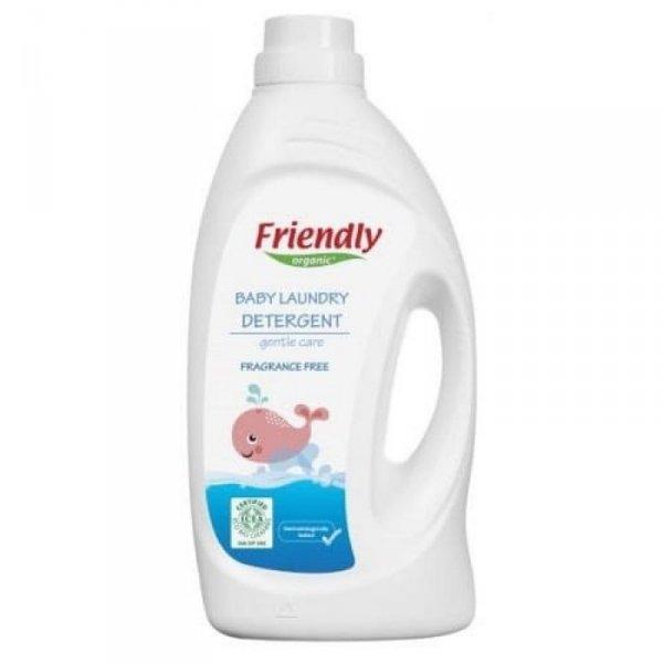 FRIENDLY ORGANIC Płyn do prania ubranek dziecięcych Bezzapachowy 40 prań 2L