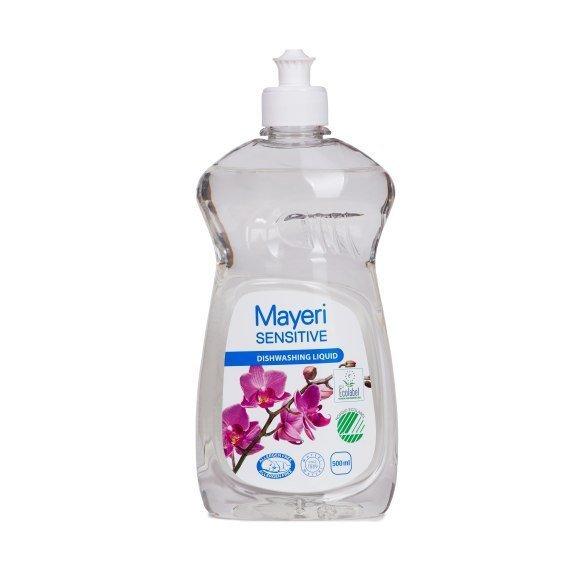MAYERI Hipoalergiczny płyn do zmywania naczyń Sensitiv 500ml