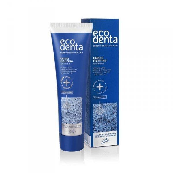ECODENTA pasta do zębów zwalczająca próchnicę 100ml