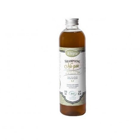 ALEPIA Szampon do włosów z olejem Laurowym 40% 250ml