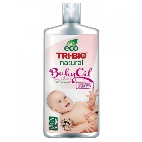 TRI-BIO Naturalny olejek dla dzieci z Witaminą E 200ml