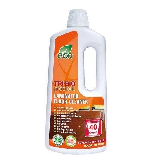 TRI-BIO Probiotyczny skoncentrowany środek do mycia podłóg laminowanych 890 ml