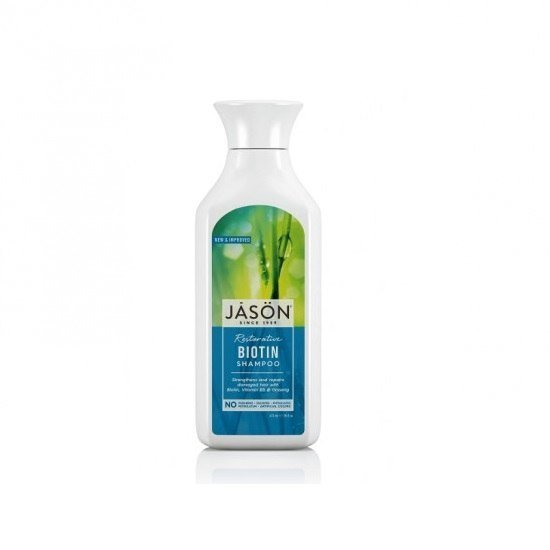 JASON Wzmacniający szampon z Biotyną 475 ml