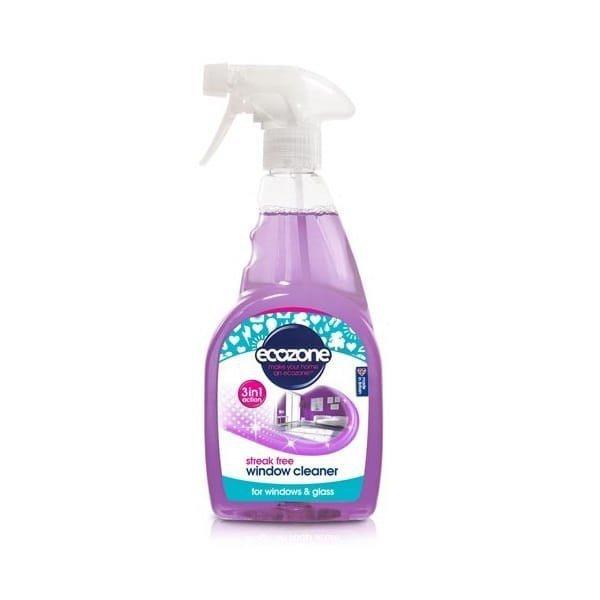 ECOZONE Spray do czyszczenia okien i szkła 500 ml