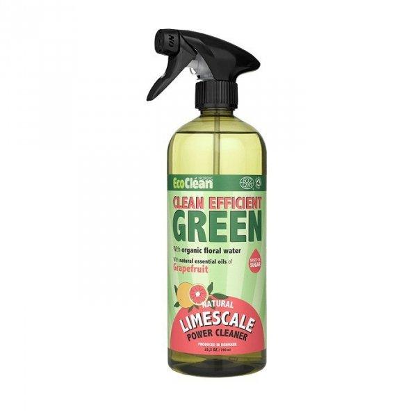 EcoClean Grejpfrutowy płyn do czyszczenia łazienki i odkamieniacz w sprayu 750ml