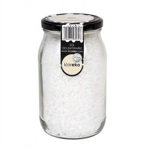 Klareko Sól Do Zmywarki słoik 1kg