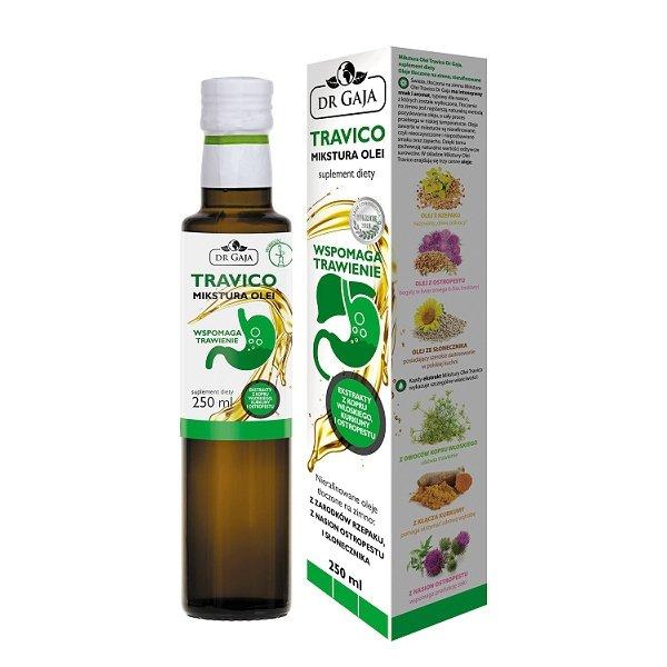 Dr Gaja Mikstura Olei Travico suplement diety 250ml