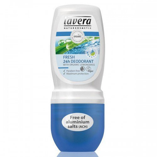 LAVERA Dezodorant roll-on FRESH Odświeżający 50ml