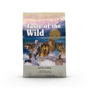 Taste of the Wild Wetlands 2kg Dzika Kaczka