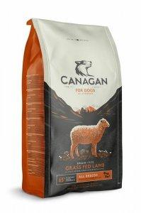 Canagan Grass-Fed Lamb 6kg delikatna Jagnięcina Bez Zbóż dla psa