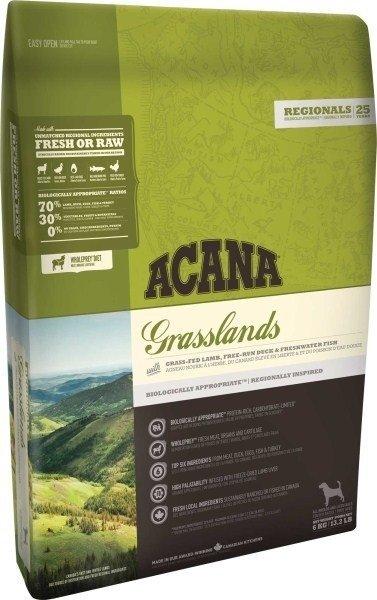 ACANA Grasslands 11,4kg sucha karma dla psa