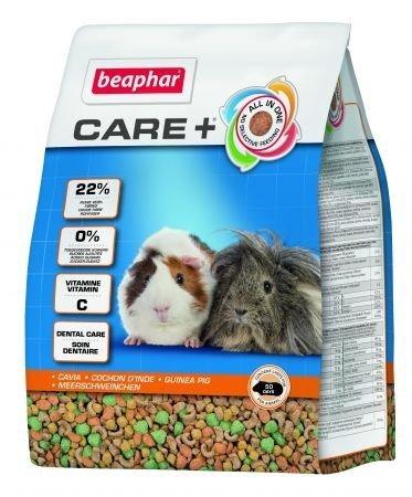 beaphar Care+ sucha karma dla Świnki Morskiej 1,5kg