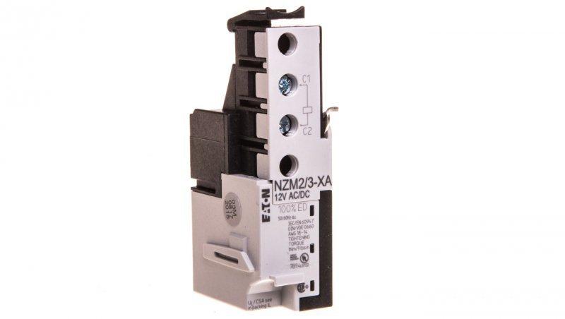 Wyzwalacz wzrostowy 12V AC/DC NZM2/3-XA12AC/DC 259752