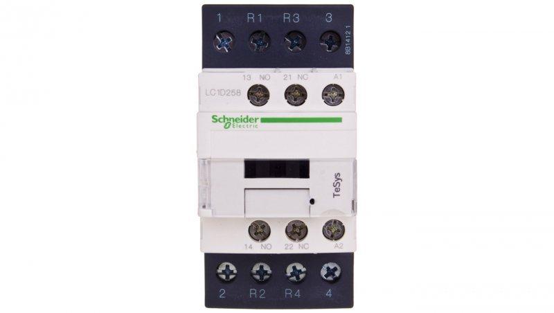 Stycznik mocy 4P /2Z 2R/ 40A AC-1 110V AC 1Z 1R LC1D258F7