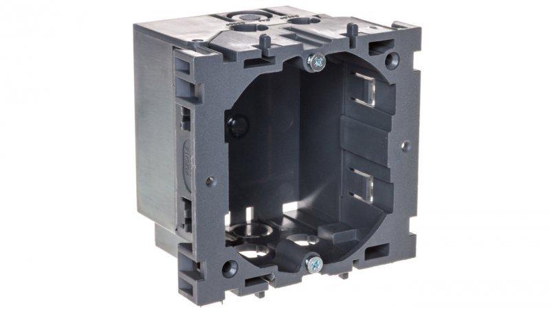 Puszka osprzętowa montaż frontalny RAPID80 71GD6 6288610