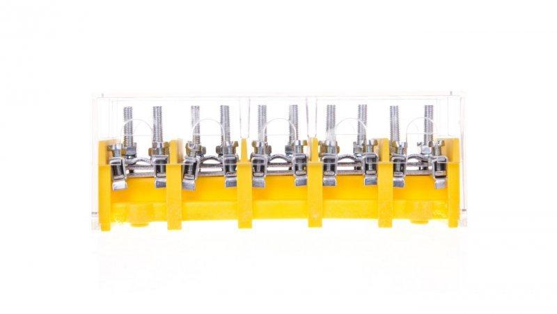 Odgałeźnik instalacyjny 5P (zacisk: 1x6-35mm2 - 4x2,5-16mm2) LZ5x25/10 wyk.12P 84167004