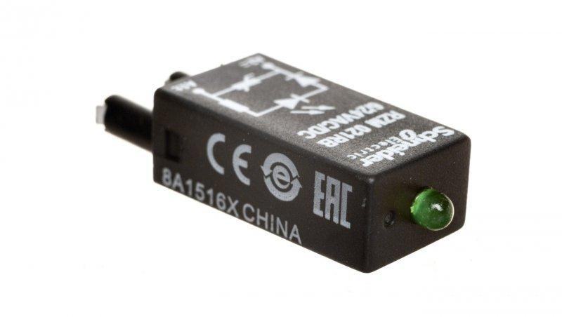 Układ ochronny warystor 6-24V AC/DC ze wskaźnikiem LED RZM021RB