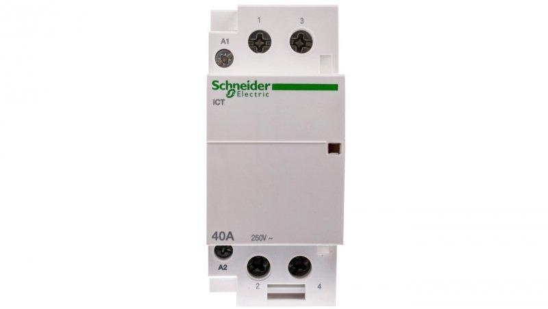 Stycznik modułowy 40A 2Z 0R 230V AC iCT A9C20842