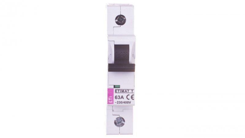 Ogranicznik mocy ETIMAT T 1P 63A 002181085