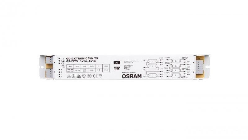 Statecznik elektroniczny QT-FIT5 3X14,4X14/220-240 4008321971210
