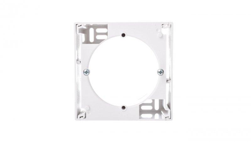ASFORA Podstawa naścienna biała EPH6100121