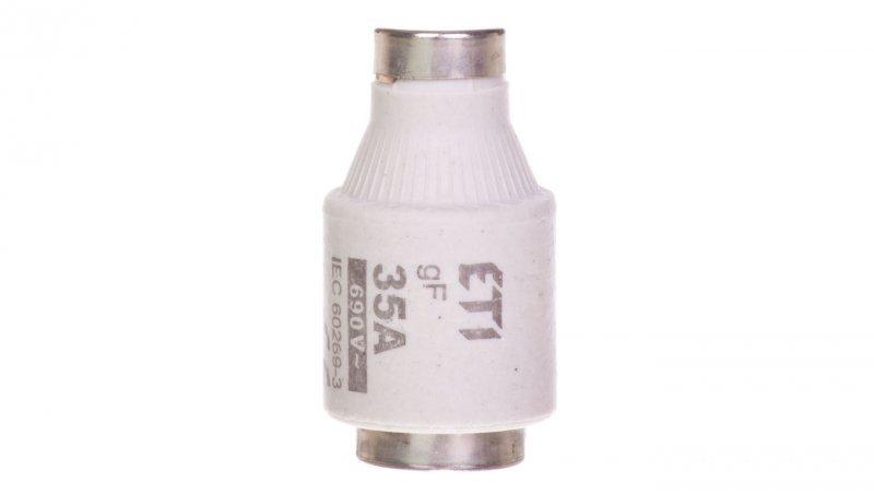 Wkładka bezpiecznikowa 35A DIII gF / BiWts 690V E33 002313107
