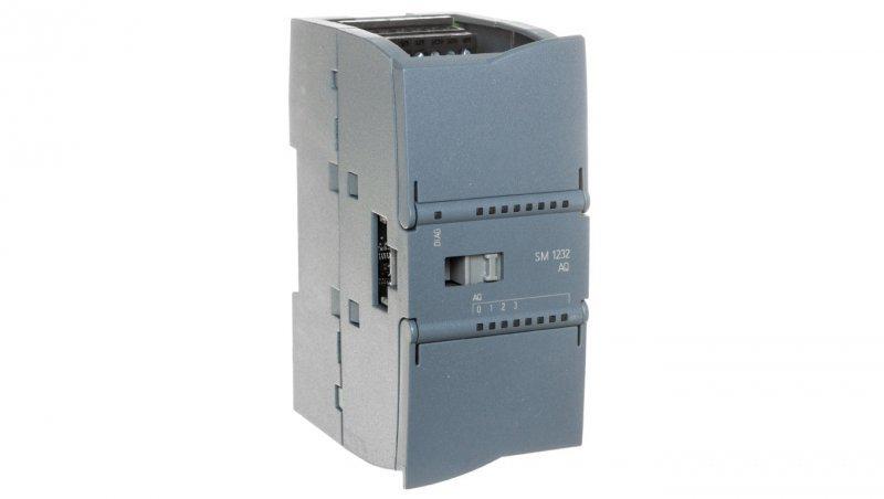 Moduł rozszerzeń 4wy analogowe 10V DC 0-20mA SIMATIC S7-1200 6ES7232-4HD32-0XB0
