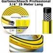 Gartenschlauch Professional 3/4 25 Meter Lang